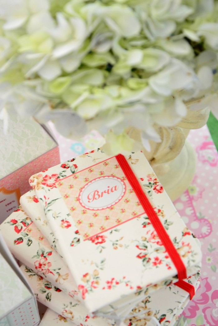 Cath Kidston Shabby Chic Birthday Party - 07