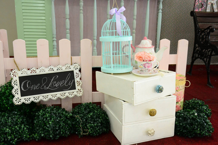 Cath Kidston Shabby Chic Birthday Party - 09