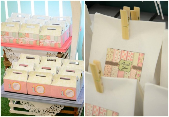 Cath Kidston Shabby Chic Birthday Party - 28
