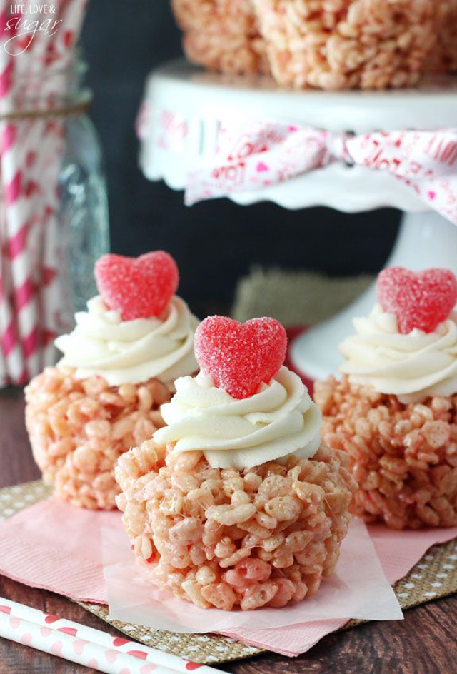 Valentine's Day Cupcake Ideas - 16