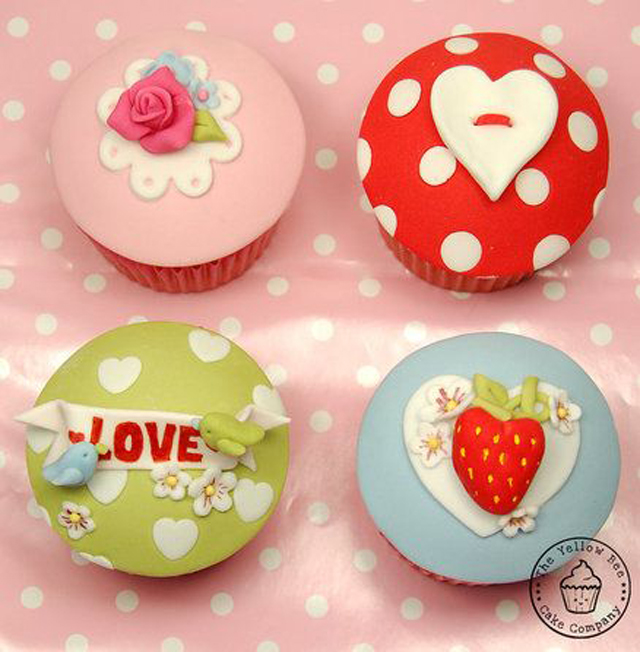 Valentine's Day Cupcake Ideas - 21