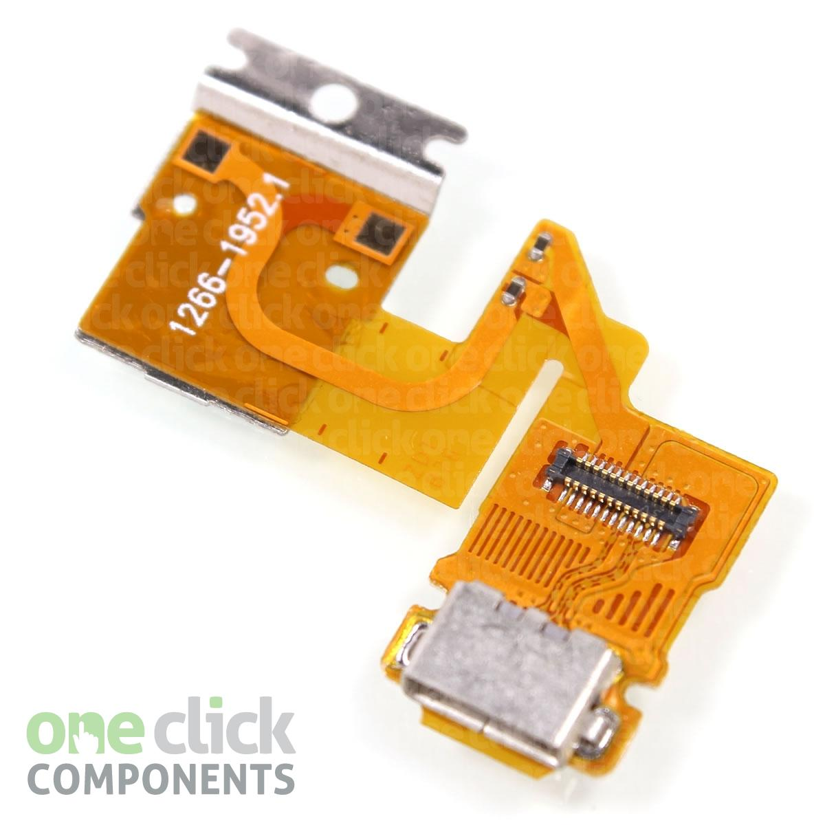 hight resolution of details about usb charging dock port flex cable for sony xperia tablet z sgp311 sgp312 sgp321