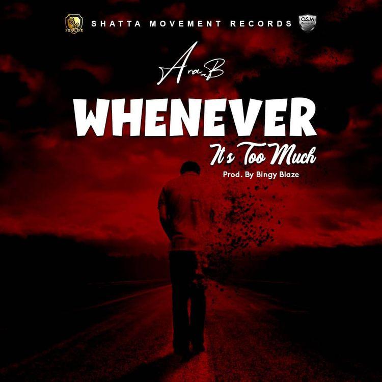 Ara-B - Whenever Prod. by Bingy Blaze