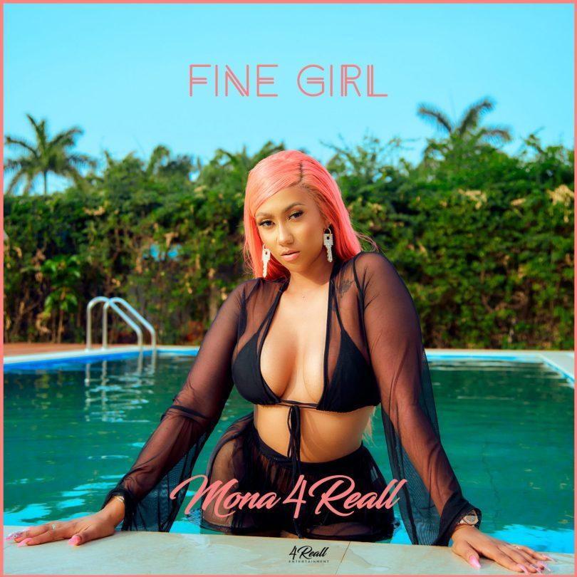 Mona 4Reall - Fine Girl Prod. by Kuami Eugene