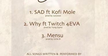 Quamina MP – Sad ft Kofi Mole Prod. by Juiczxxx