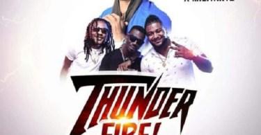 Shatta Wale ft Militants - Thunder Fire
