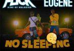 Kweku Flick ft Kuami Eugene - No Sleeping (Prod. by Kuami Eugene)