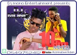DJ Mono - Strongman 10AM Mixtape