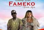 NewBoy Star - Fameko ft Sista Afia (Prod By WillisBeatz)