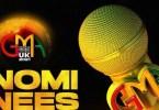 List of Nominees – Ghana Music Awards UK 2021