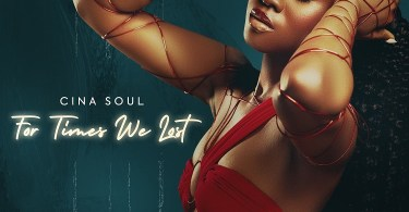 Cina Soul - For Times We Lost