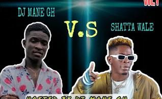 DJ Mane GH - Shatta Wale The Don Mixtape Vol.1