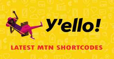 List of Secret MTN Codes You Must Know