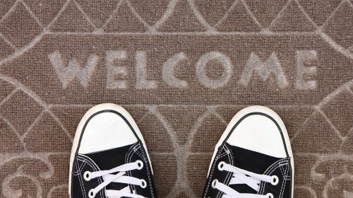 """Title Tag: Layout The Search Results """"Welcome Mat"""""""