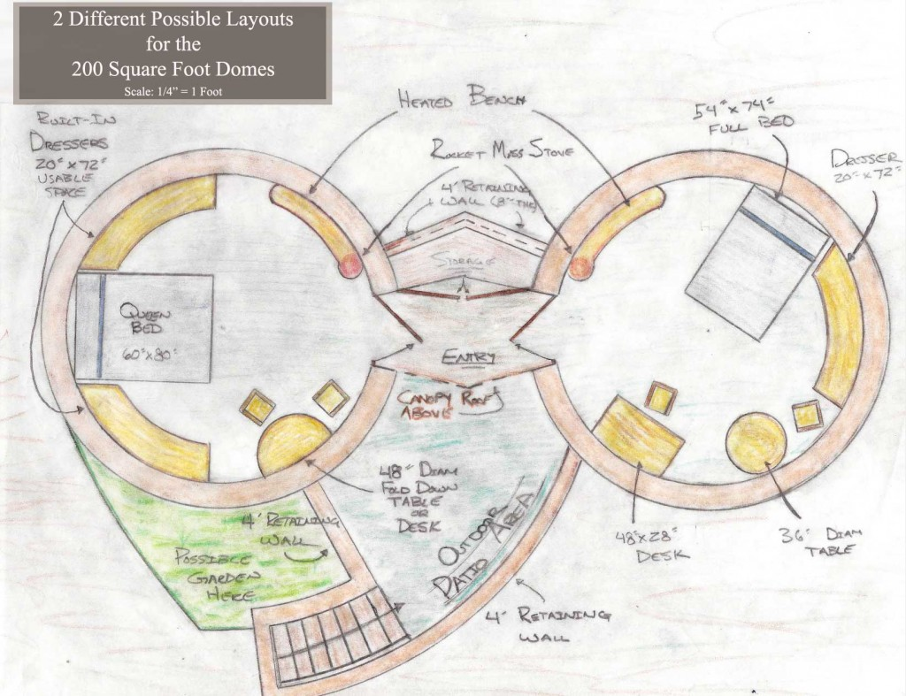 Building Earth Homes Earthbag Constructed Homes For Under