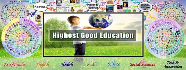 Education header image, One Community