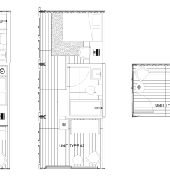 shipping container village living space floor plans shipping container structures shipping container homes  [ 2600 x 700 Pixel ]