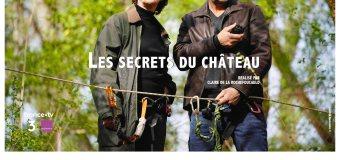 """""""Les secrets du château"""" en avant première gratuite en Charente et Charente Maritime en présence de Anny Duperey et Jean Charles Chagachbanian"""