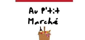 Notre partenaire: Au p'tit marché St michel de Fronsac