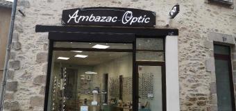 Notre partenaire: AMBAZAC OPTIC