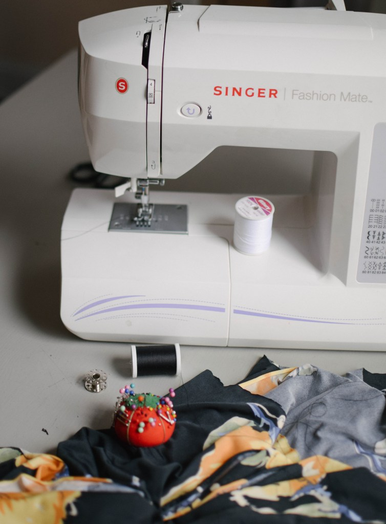 today in week 2 of sewing master class, we are going to learn how to thread  your sewing machine  if you missed it, you can find lesson 1 on choosing  your