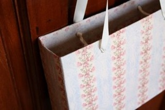 How to Make a Cereal Box Tote