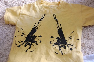 Ink Blot Shirts
