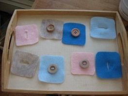 Simple Buttoning Activity