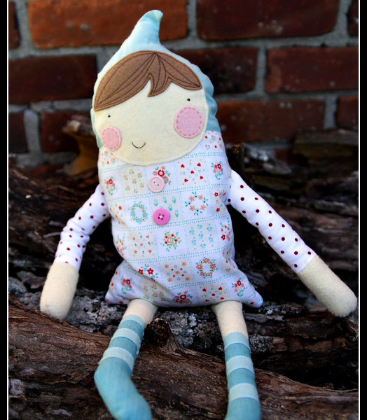 Doll Pattern Round-Up for Craft Hope