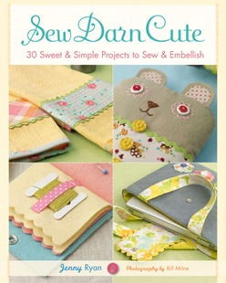 Book Giveaway: Sew Darn Cute
