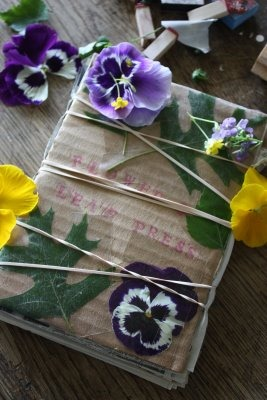How to Make a Portable Flower Press