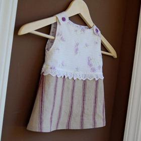 Girly Dress Tutorial