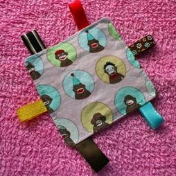 Baby Crinkle Toy Tutorial