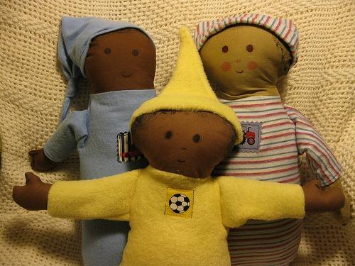 Bedtime Babies Tutorial