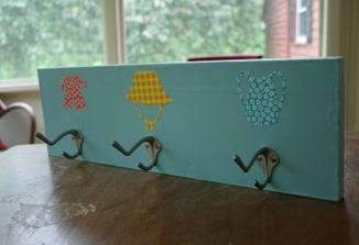 DIY Hook Board