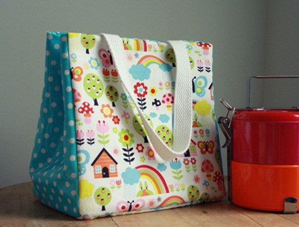 Make Your Own Lunch Bag