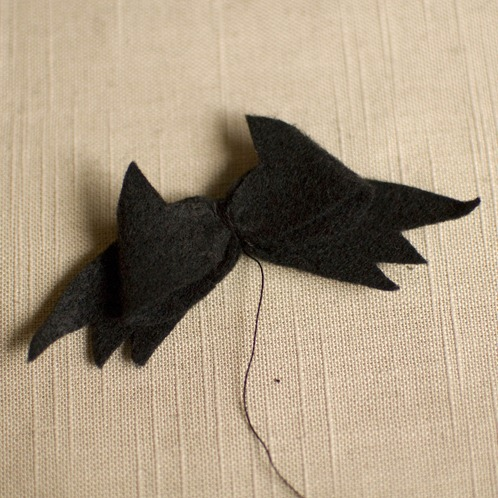 bat bow step 4