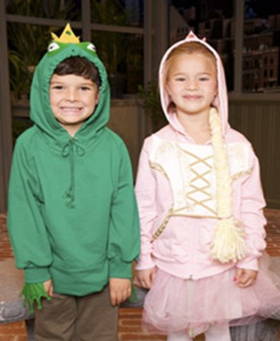 frogprince and princess from martha stewart