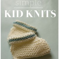 15 Simple Kid Knits for New Knitters
