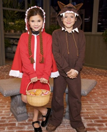 little red riding hood and wolf martha stewart