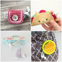 16 DIY Cases to Keep Your Earbuds Tangle Free