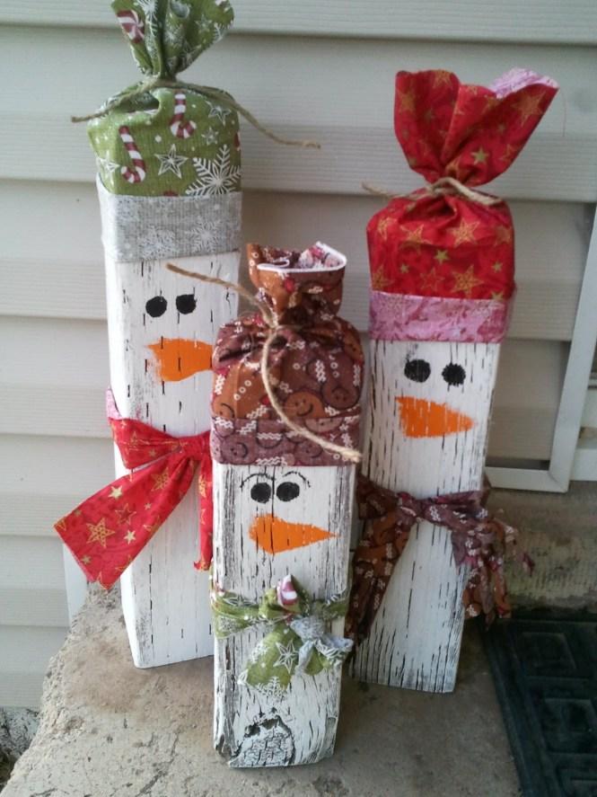 Wooden Yard Ornaments
