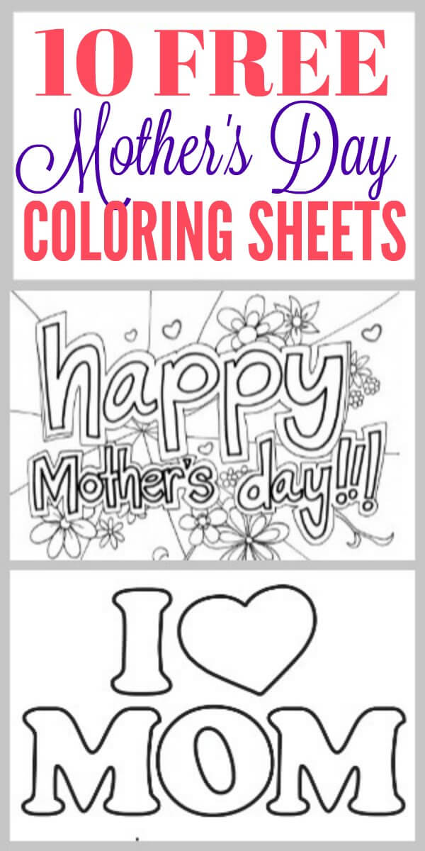 graphic regarding Printable Mothers Day Coloring Pages referred to as Totally free Moms working day coloring web pages - Excess weight Get rid of Diet regime