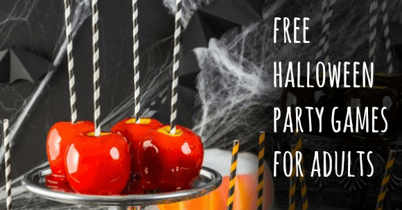 The spruce / margot cavin. Halloween Party Games For Adults Halloween Party Ideas For Adults