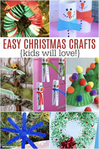 Cool Christmas Crafts For Kids