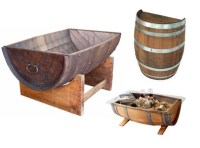 Glass Table Top Project: Wine Barrel - One Day Glass