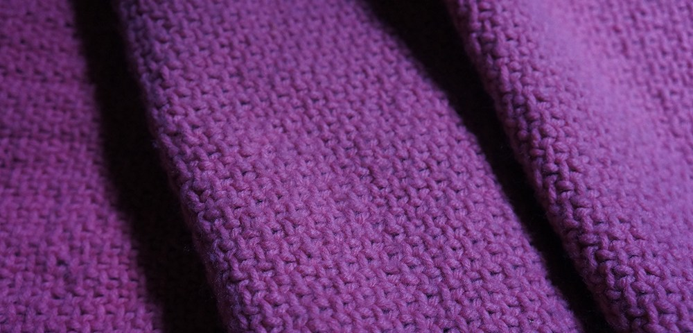 Knitting Stitch - Linen