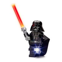 Darth Vader Torch with Light-up Lightsaber | OneDayOnly.co.za