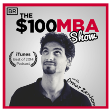 The $100 MBA Show one of our Best Business Podcasts