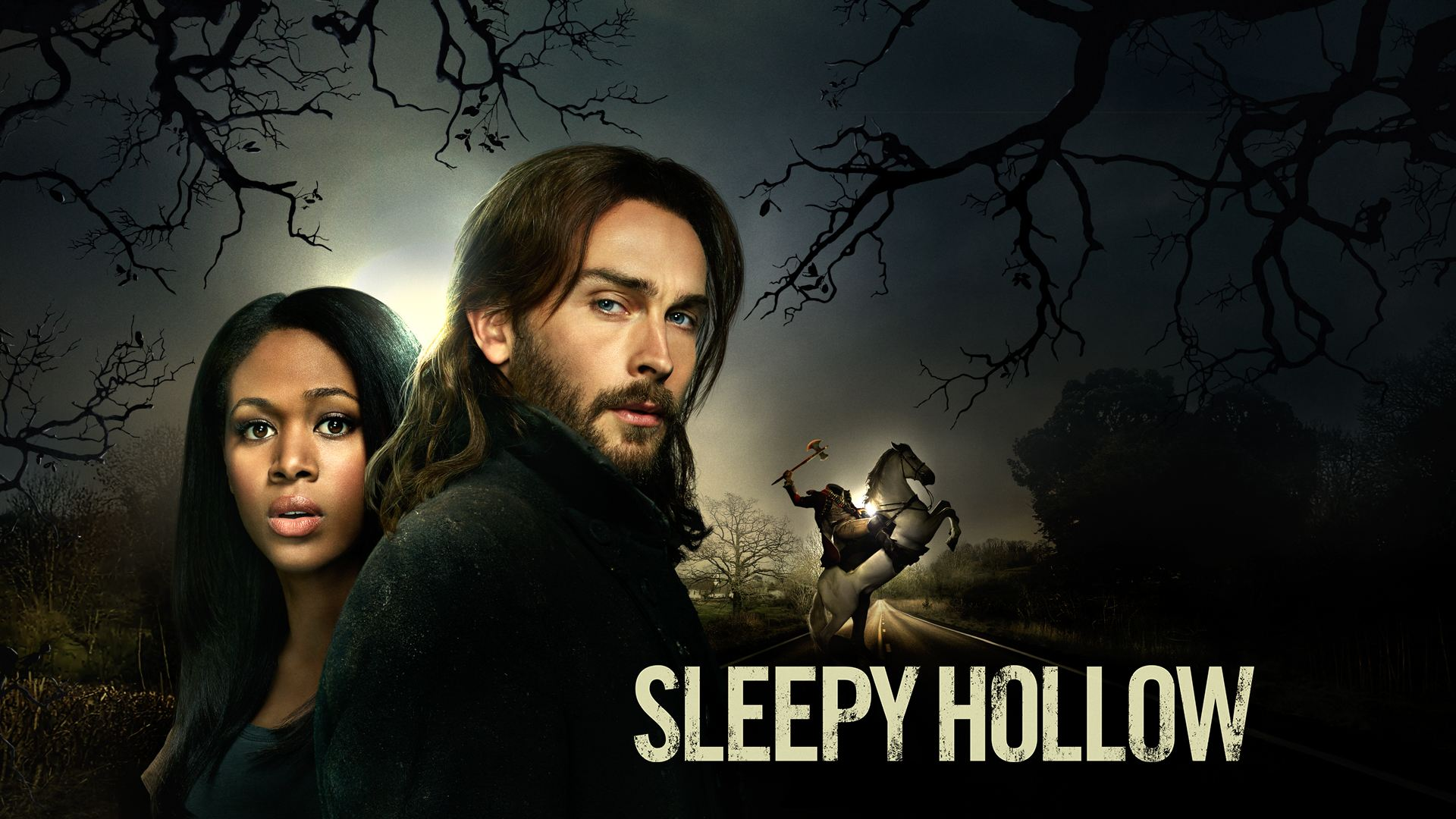 Image result for sleepy hollow tv logo